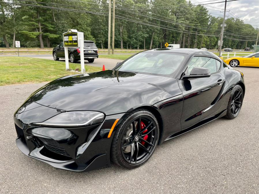 Used Toyota GR Supra 3.0 Premium Launch Edition Auto (Natl) 2020   Mike And Tony Auto Sales, Inc. South Windsor, Connecticut