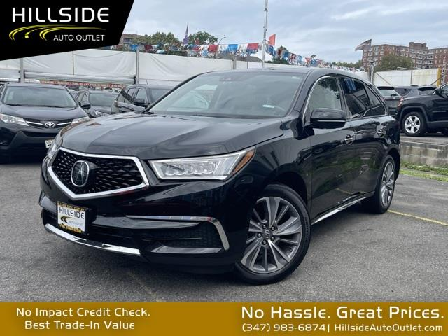 Used Acura Mdx 3.5L 2017   Hillside Auto Outlet. Jamaica, New York