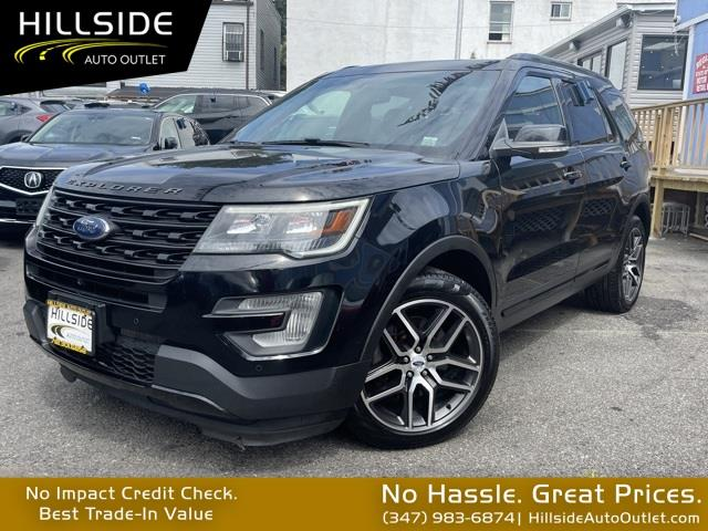 Used Ford Explorer Sport 2016 | Hillside Auto Outlet. Jamaica, New York