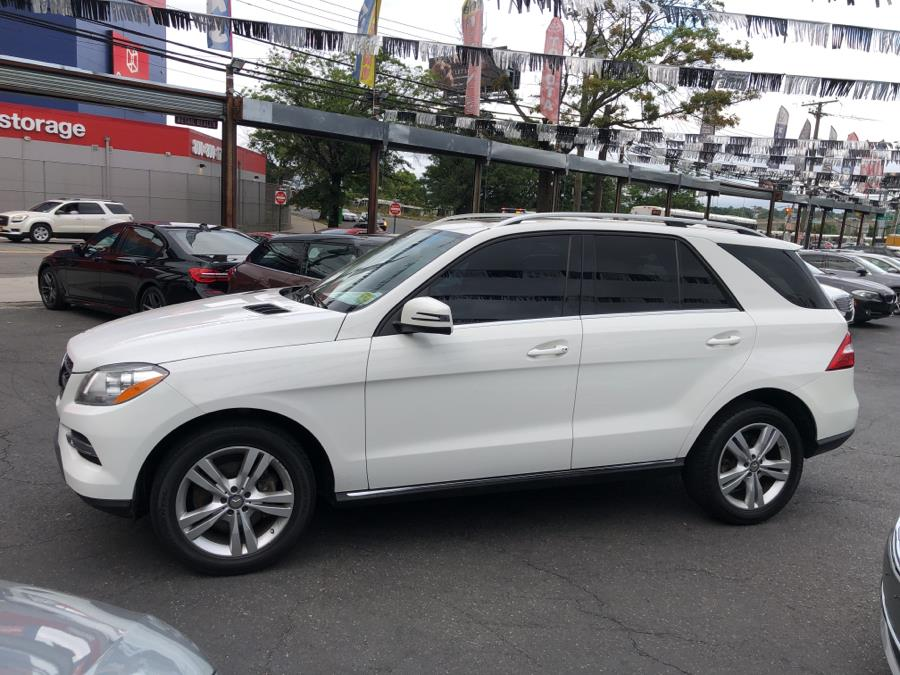 Used Mercedes-Benz M-Class 4MATIC 4dr ML350 2015 | Champion Auto Sales Of The Bronx. Bronx, New York