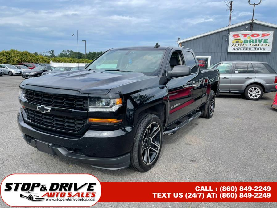 Used 2017 Chevrolet Silverado 1500 in East Windsor, Connecticut | Stop & Drive Auto Sales. East Windsor, Connecticut