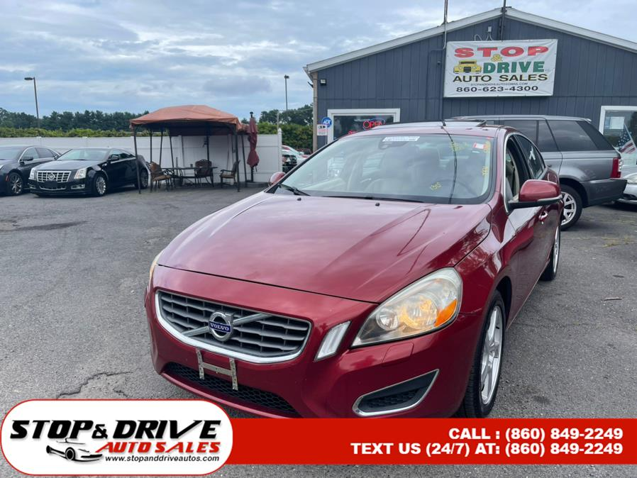 Used Volvo S60 FWD 4dr Sdn T5 2012 | Stop & Drive Auto Sales. East Windsor, Connecticut