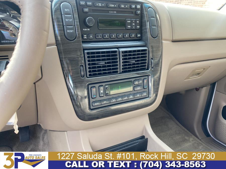 """Used Ford Explorer 4dr 114"""" WB Limited 2002 