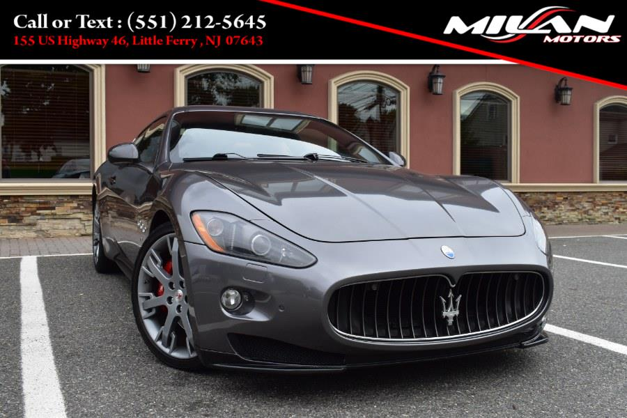 Used Maserati GranTurismo 2dr Cpe GranTurismo S Auto 2010 | Milan Motors. Little Ferry , New Jersey