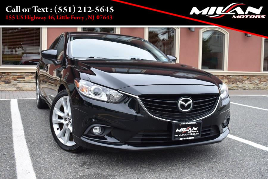 Used Mazda Mazda6 4dr Sdn Auto i Touring 2016   Milan Motors. Little Ferry , New Jersey