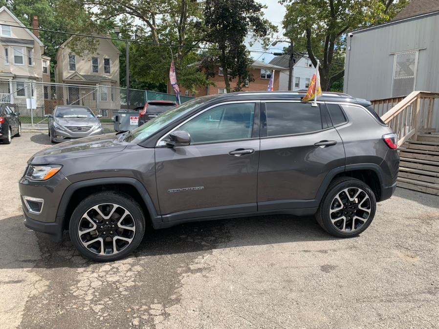 Used Jeep Compass Limited 4x4 2018 | Auto Haus of Irvington Corp. Irvington , New Jersey