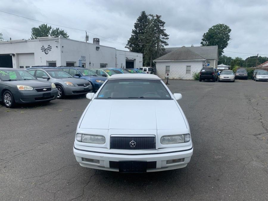 Used 1994 Chrysler Lebaron in East Windsor, Connecticut | CT Car Co LLC. East Windsor, Connecticut