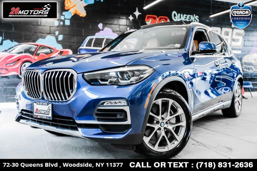 Used BMW X5 xDrive50i Sports Activity Vehicle 2019 | 26 Motors Queens. Woodside, New York