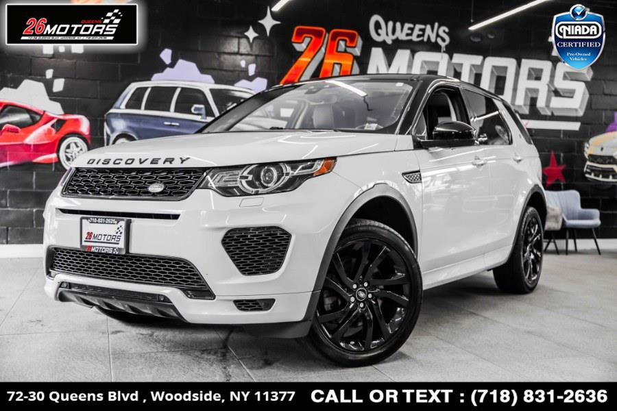 Used Land Rover Discovery Sport HSE 286hp 4WD 2018 | 26 Motors Queens. Woodside, New York