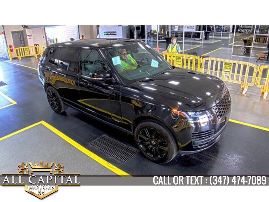 Used Land Rover Range Rover Supercharged LWB 2020 | All Capital Motors. Brooklyn, New York