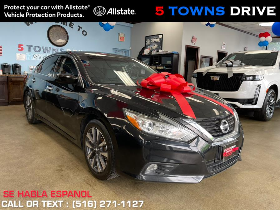 Used Nissan Altima 4dr Sdn I4 2.5 SV 2016 | 5 Towns Drive. Inwood, New York