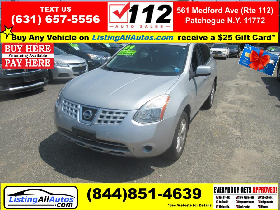 Used 2009 Nissan Rogue in Patchogue, New York   www.ListingAllAutos.com. Patchogue, New York