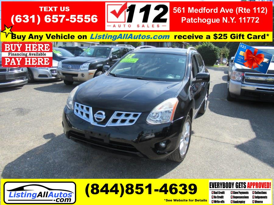 Used 2012 Nissan Rogue in Patchogue, New York   www.ListingAllAutos.com. Patchogue, New York