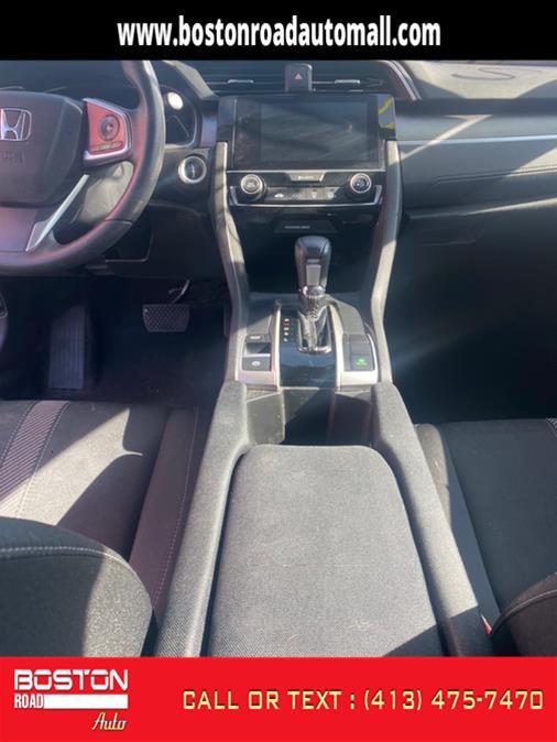 Used Honda Civic Sedan EX CVT 2018 | Boston Road Auto. Springfield, Massachusetts