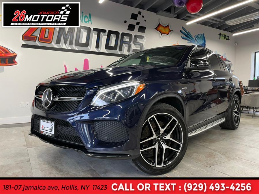 Used Mercedes-Benz GLE ///AMG AMG GLE 43 4MATIC Coupe 2018 | Jamaica 26 Motors. Hollis, New York