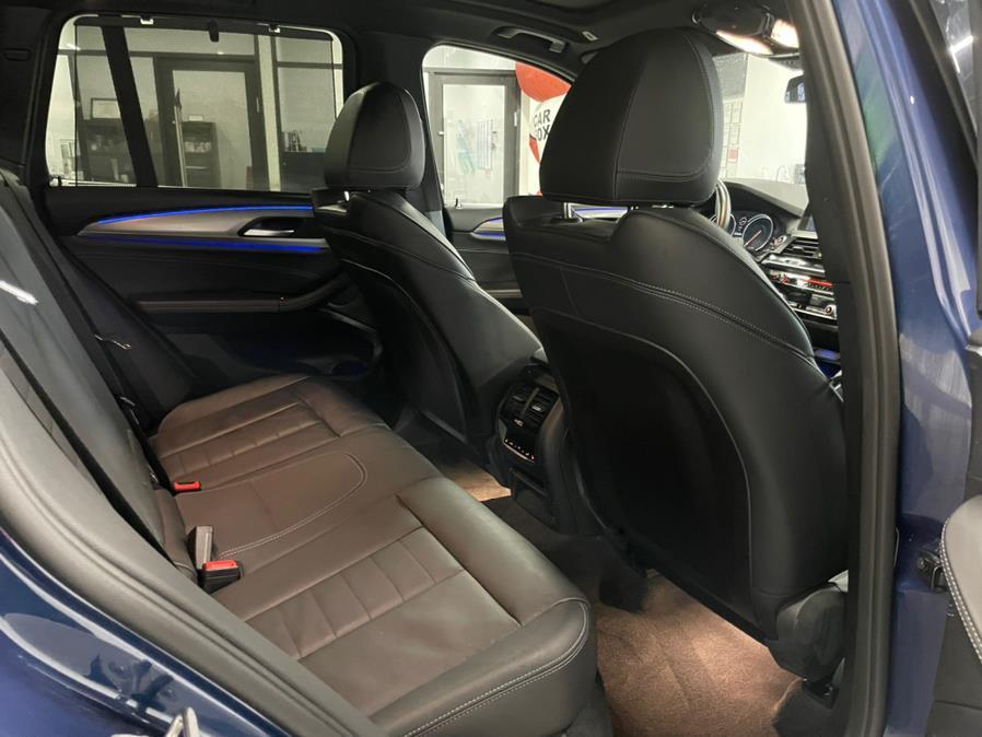 Used BMW X3 ///M Sport Pkg M40i Sports Activity Vehicle 2018 | Jamaica 26 Motors. Hollis, New York