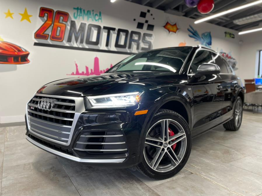 Used 2018 Audi SQ5 in Hollis, New York | Jamaica 26 Motors. Hollis, New York