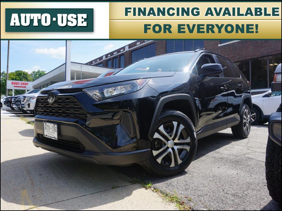 Used Toyota Rav4 LE 2021 | Autouse. Andover, Massachusetts