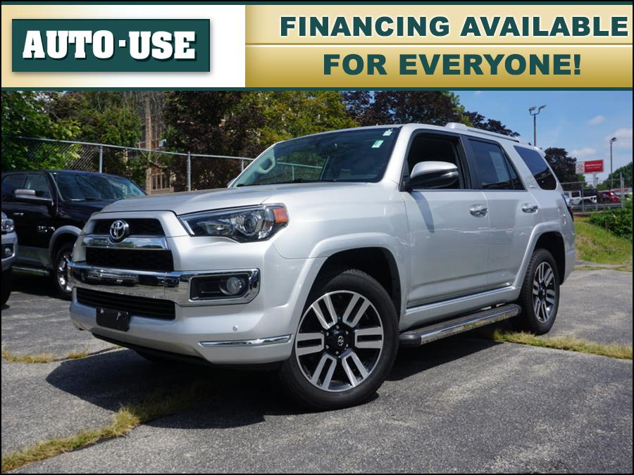 Used Toyota 4runner Limited 2018 | Autouse. Andover, Massachusetts
