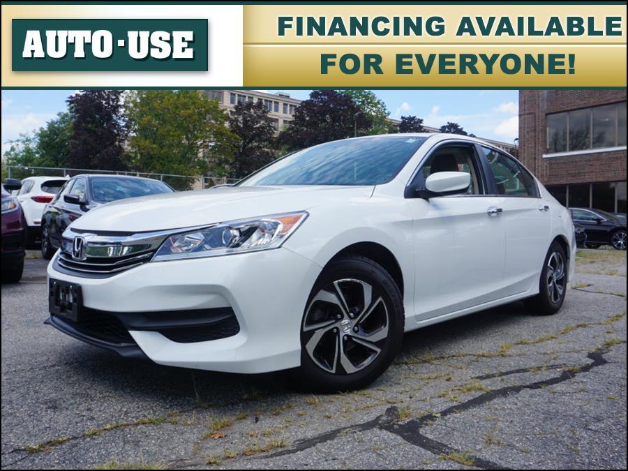 Used Honda Accord LX 2017 | Autouse. Andover, Massachusetts