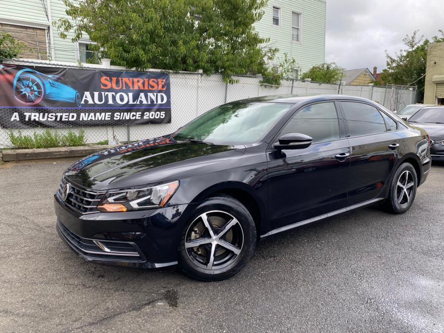 Used Volkswagen Passat 2.0T S Auto 2018 | Sunrise Autoland. Jamaica, New York