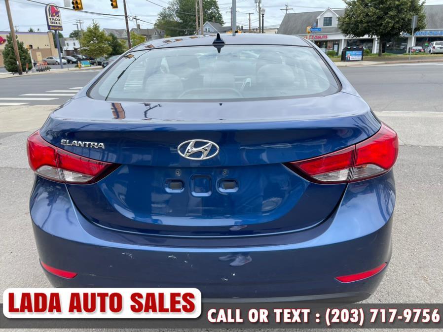 Used Hyundai Elantra 4dr Sdn Auto SE (Alabama Plant) 2016 | Lada Auto Sales. Bridgeport, Connecticut