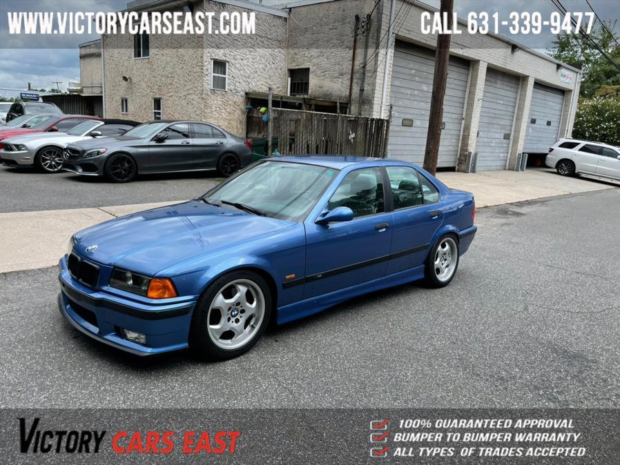 Used BMW 3 Series M3S 4dr Sdn Manual 1998   Victory Cars East LLC. Huntington, New York