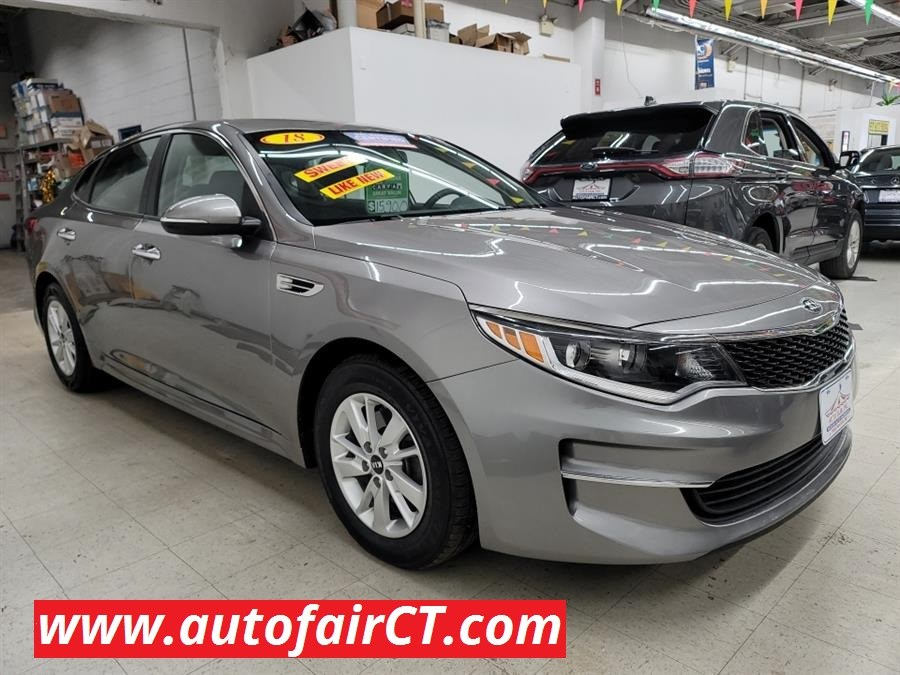 Used 2018 Kia Optima in West Haven, Connecticut