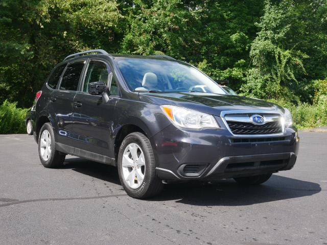 Used 2015 Subaru Forester in Canton, Connecticut | Canton Auto Exchange. Canton, Connecticut