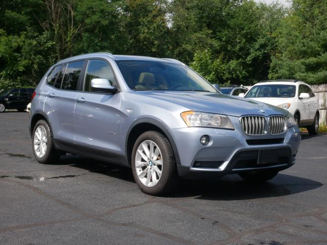 Used 2014 BMW X3 in Canton, Connecticut | Canton Auto Exchange. Canton, Connecticut