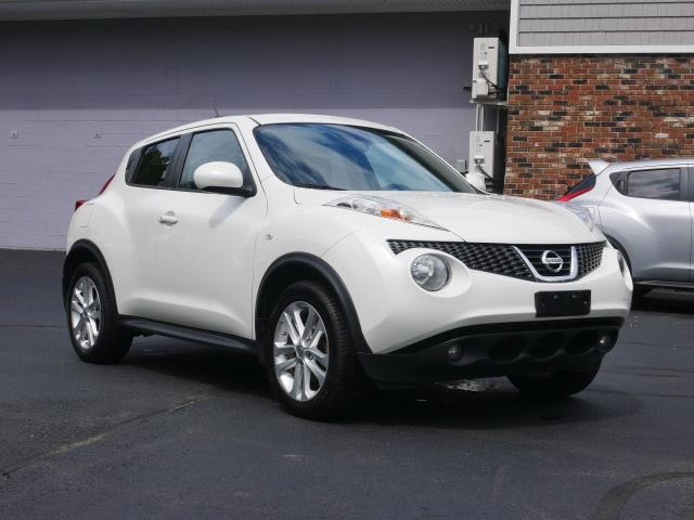 Used Nissan Juke SL 2014 | Canton Auto Exchange. Canton, Connecticut
