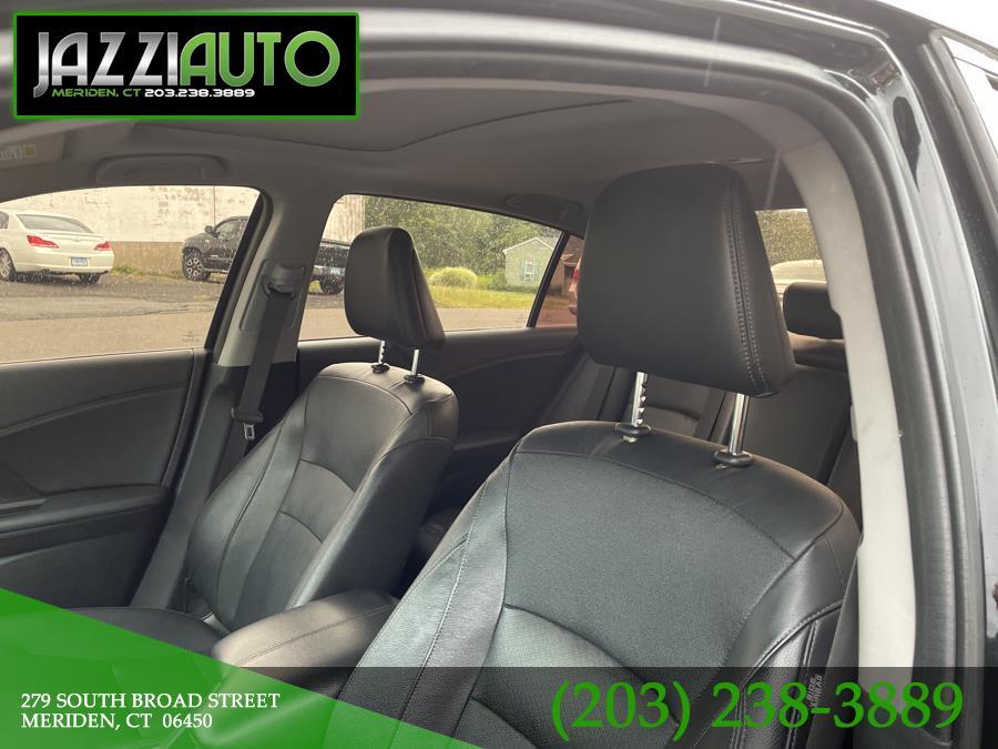 Used Honda Accord Sedan 4dr V6 Auto EX-L 2014 | Jazzi Auto Sales LLC. Meriden, Connecticut