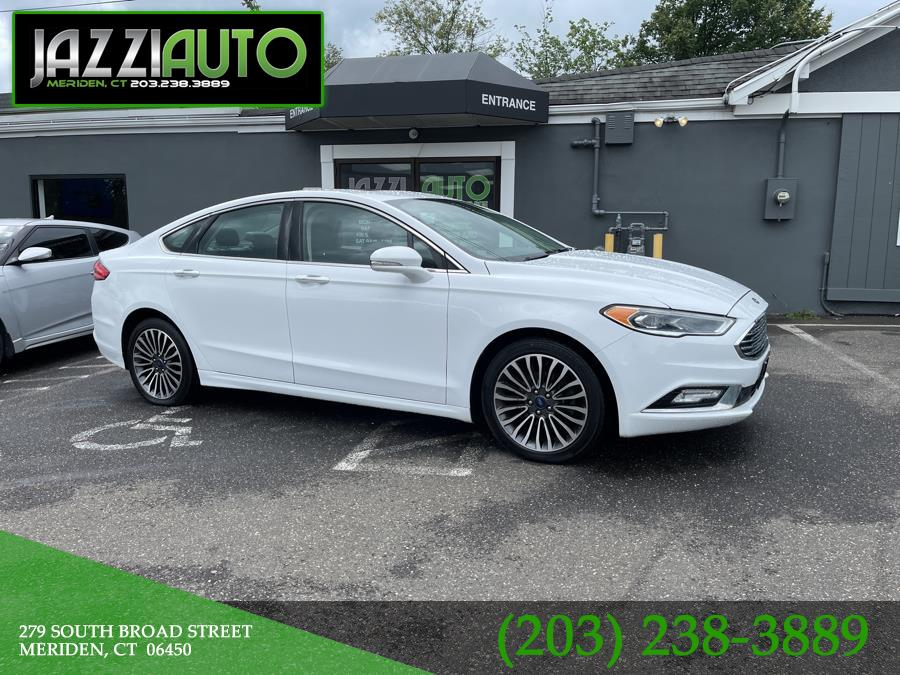 Used 2017 Ford Fusion in Meriden, Connecticut | Jazzi Auto Sales LLC. Meriden, Connecticut