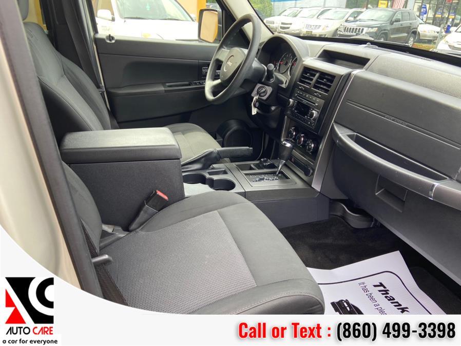 Used Jeep Liberty 4WD 4dr Sport 2009   Auto Care Motors. Vernon , Connecticut