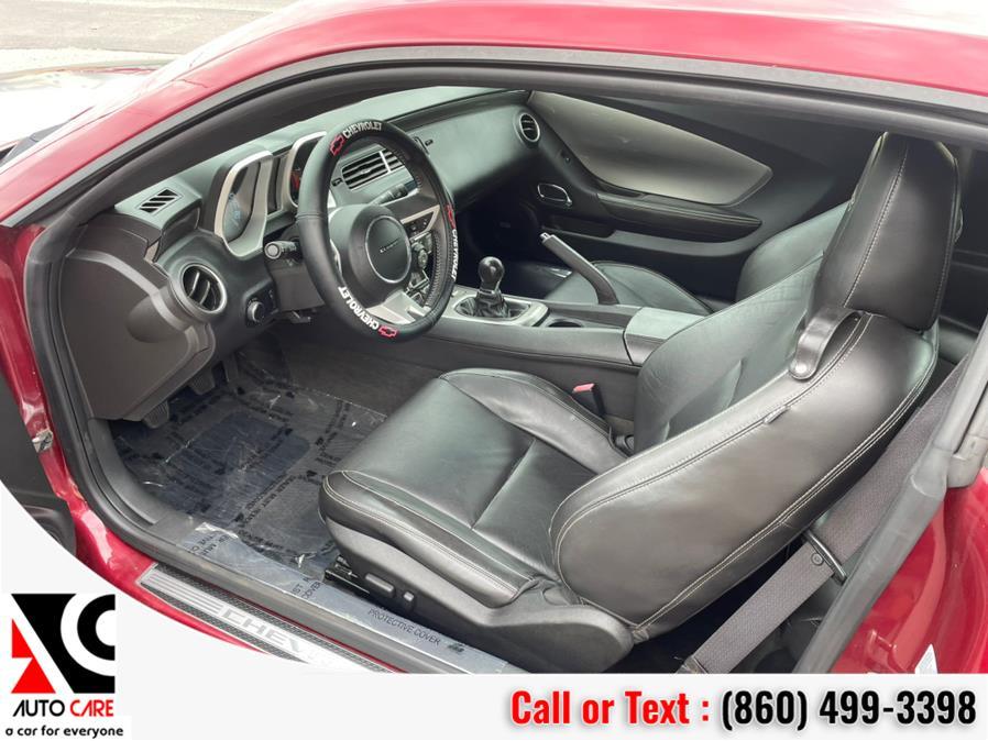 Used Chevrolet Camaro 2dr Cpe 2SS 2010 | Auto Care Motors. Vernon , Connecticut