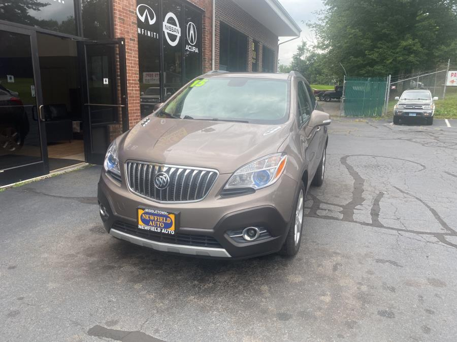 Used 2015 Buick Encore in Middletown, Connecticut | Newfield Auto Sales. Middletown, Connecticut
