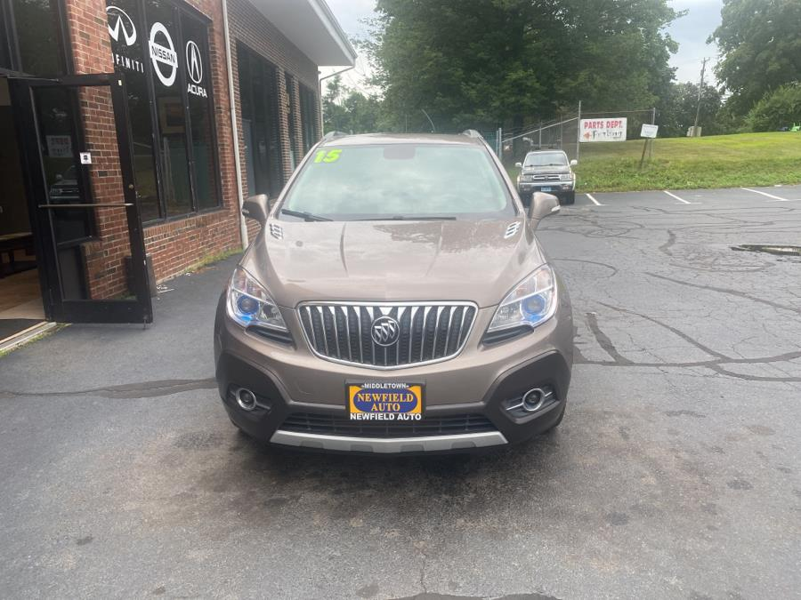 Used Buick Encore AWD 4dr Convenience 2015   Newfield Auto Sales. Middletown, Connecticut