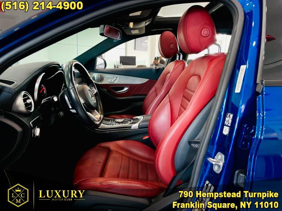 Used Mercedes-Benz C-Class AMG C 43 4MATIC Sedan 2018   Luxury Motor Club. Franklin Square, New York
