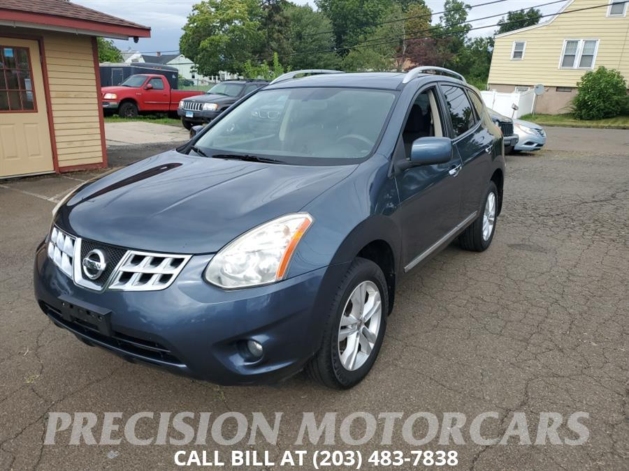 Used 2013 Nissan Rogue in Branford, Connecticut | Precision Motor Cars LLC. Branford, Connecticut