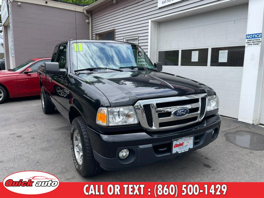 2011 Ford Ranger XLT photo