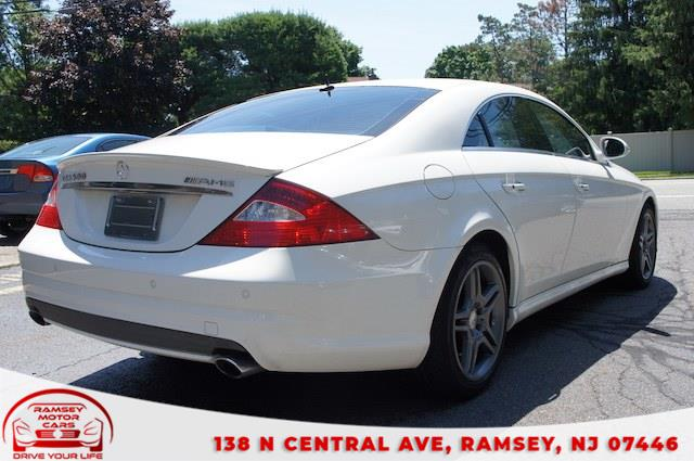 Used Mercedes-Benz CLS-Class 4dr Sdn 5.0L 2006 | Ramsey Motor Cars Inc. Ramsey, New Jersey