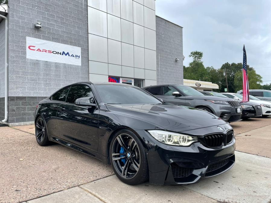 Used BMW M4 2dr Cpe 2016 | Carsonmain LLC. Manchester, Connecticut