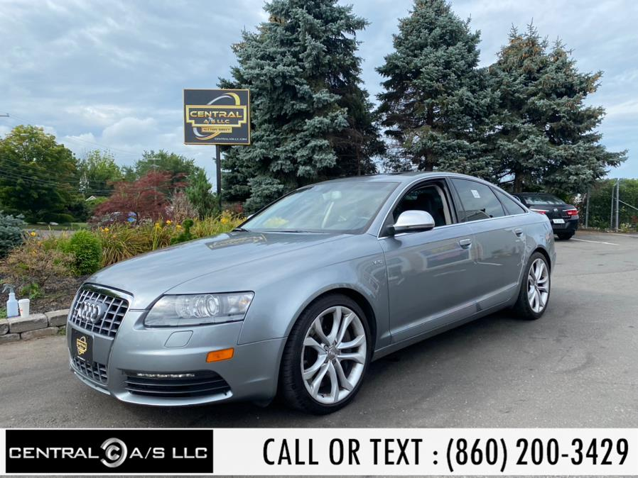Used Audi S6 4dr Sdn Prestige 2011 | Central A/S LLC. East Windsor, Connecticut