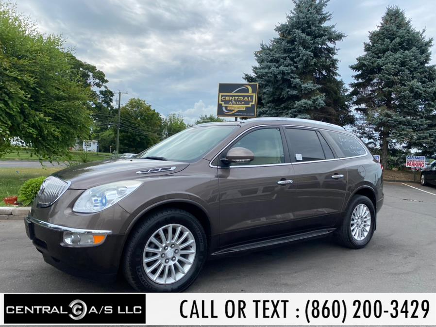Used Buick Enclave AWD 4dr CXL-1 2011 | Central A/S LLC. East Windsor, Connecticut