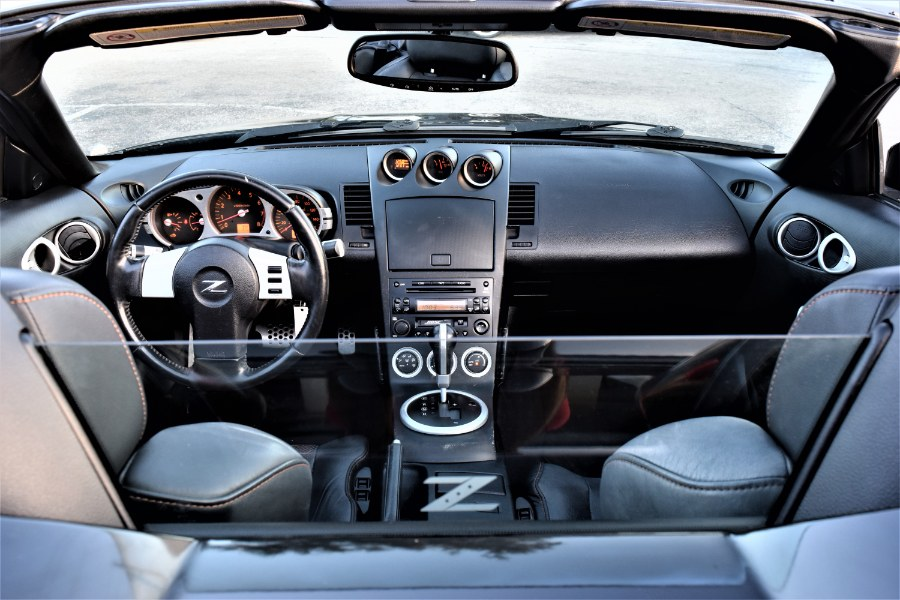 Used Nissan 350Z 2dr Roadster Touring Auto 2004   Rahib Motors. Winter Park, Florida