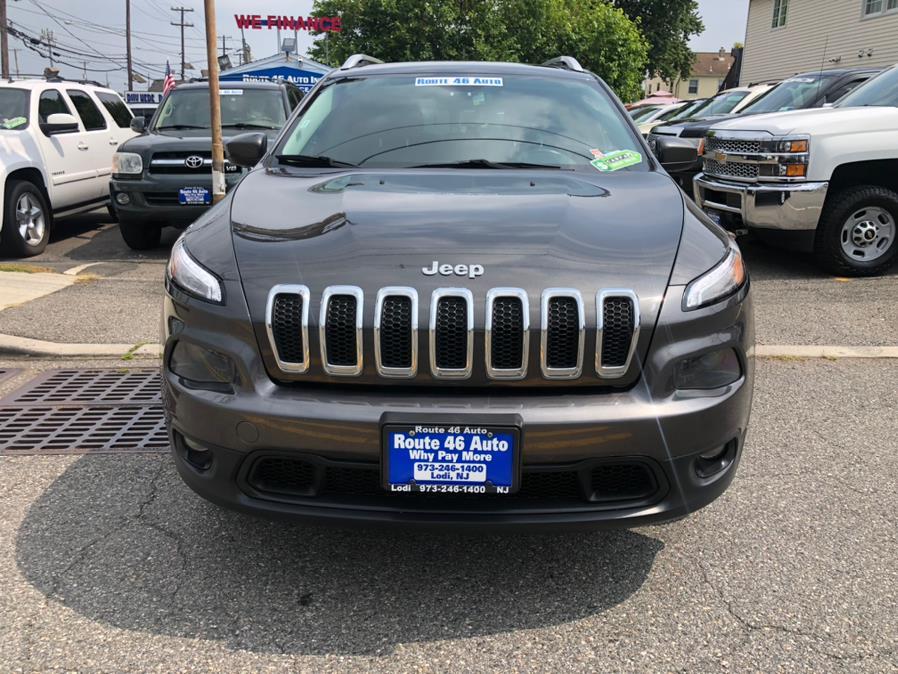 Used Jeep Cherokee 4WD 4dr Latitude 2014   Route 46 Auto Sales Inc. Lodi, New Jersey