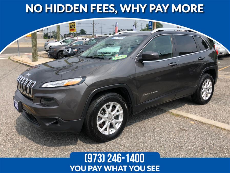 Used 2014 Jeep Cherokee in Lodi, New Jersey | Route 46 Auto Sales Inc. Lodi, New Jersey