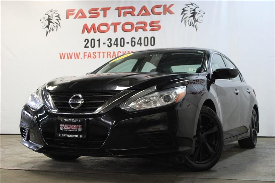Used Nissan Altima 2.5 2016   Fast Track Motors. Paterson, New Jersey