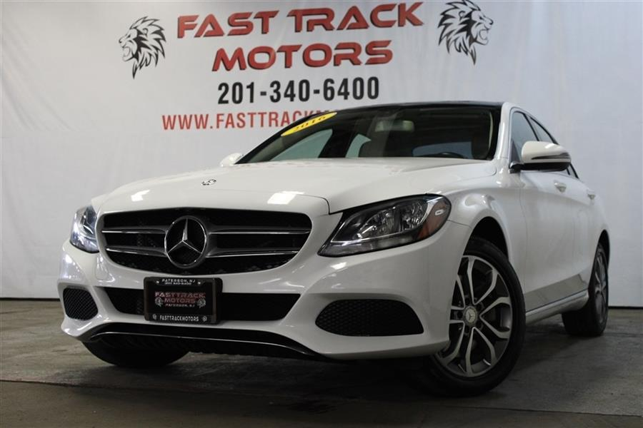 Used Mercedes-benz c 300 4MATIC 2016   Fast Track Motors. Paterson, New Jersey