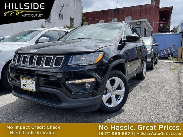Used Jeep New Compass Latitude 2017   Hillside Auto Outlet. Jamaica, New York